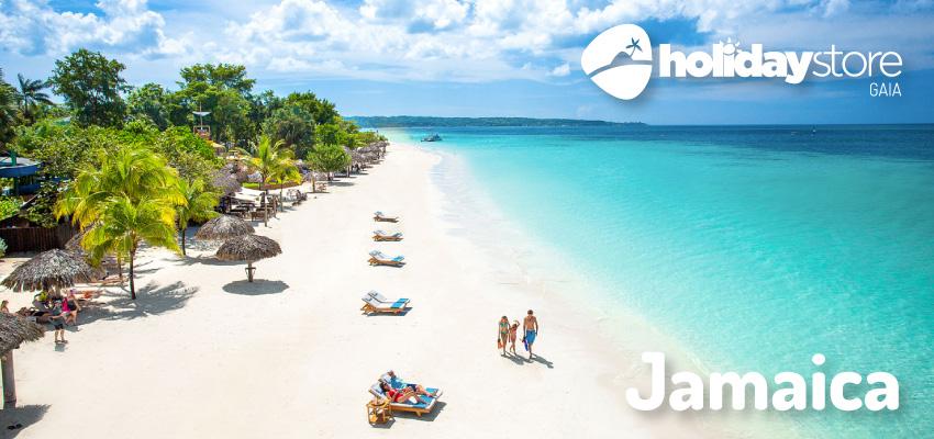 Jamaica – Julho - Holiday Store Gaia