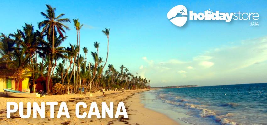 PUNTA CANA – Praia Bávaro - Holiday Store Gaia
